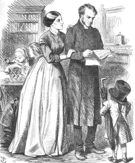 Vicars, Rectors &Curates